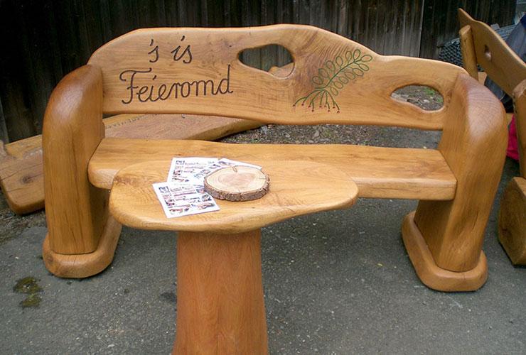 Holz Hand Werk Zwickau Fertigt Ihre Individuelle Gartenmöbel
