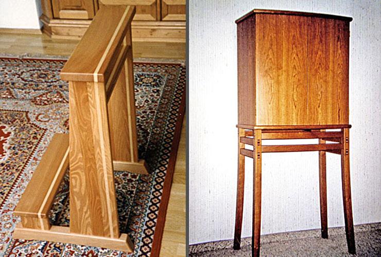 wir gestalten ihre individuellen m bel aus hochwertigen. Black Bedroom Furniture Sets. Home Design Ideas